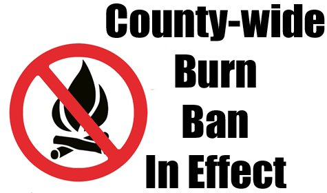 Austin County Burn Ban Will Continue [VIDEO]