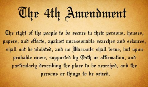 fourth amendment exceptions As a general rule, the fourth amendment requires police to have a warrant to conduct a search but the courts have carved out a variety of exceptions to.