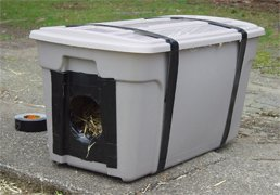 Outdoor Shelters For Feral Cats Images Pictures Becuo