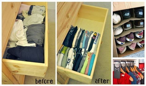 19 Genius Ways To Organize Your Closet And Drawers Austin County News Online