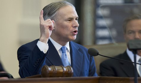 Judge Tim Lapham Responds After Governor Abbott Issues Mask Order For Entire State