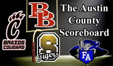 THE AUSTIN COUNTY SCOREBOARD 2019 – WEEK 8