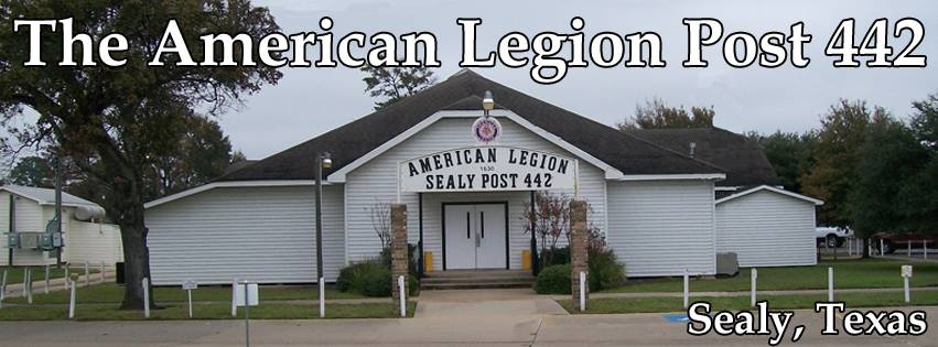 Sealy American Legion Hall