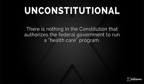 TrumpCare Would Be Unconstitutional Too