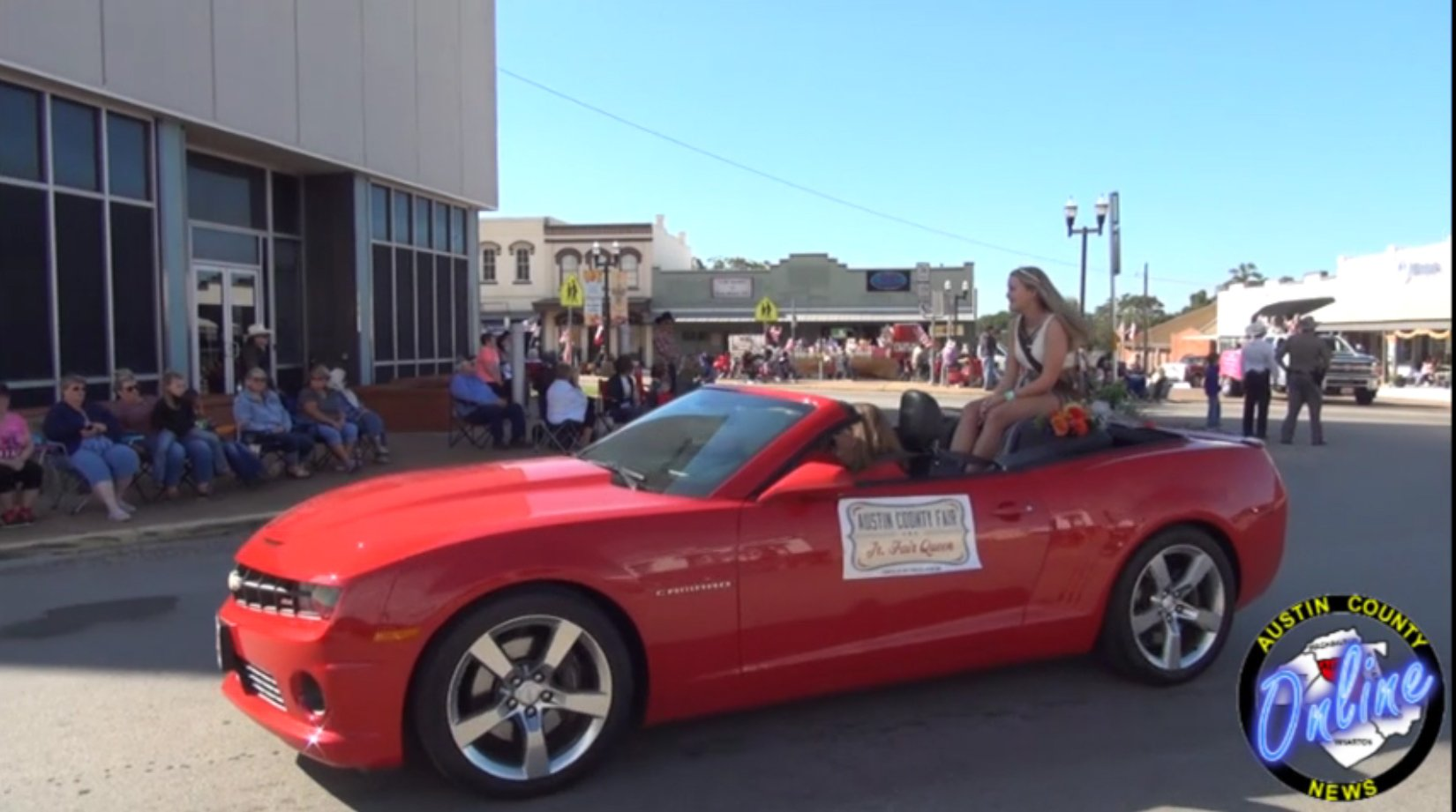 2018 Austin County Fair Parade [VIDEO]