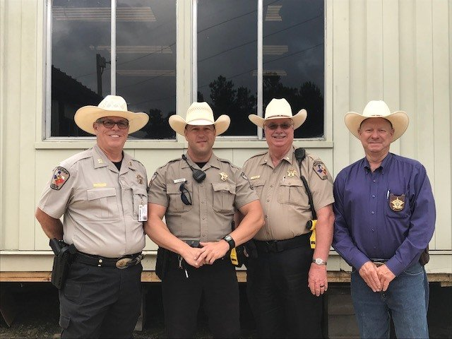 Austin County Sheriff's Office Announces Promotions