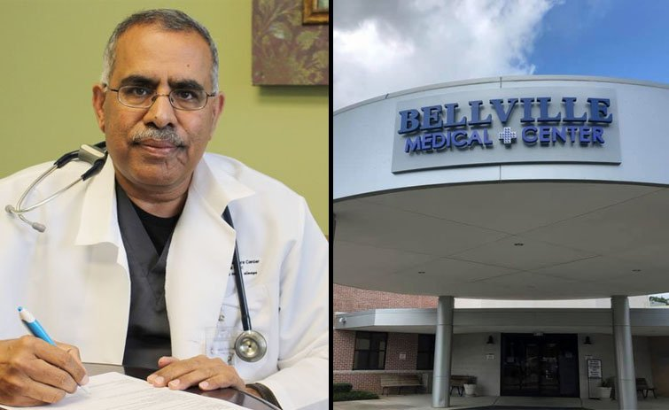 Bellville Medical Center Welcomes Sealy Favorite Dr. Kannappan Krishnaswamy