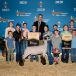 JUNIOR EXHIBITORS
