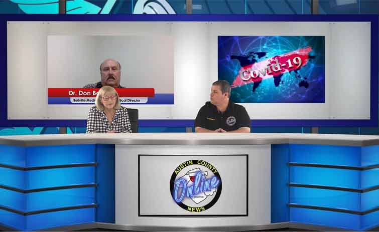 Bellville Medical Interview – Services For COVID-19 and Drive-Through Testing [VIDEO]