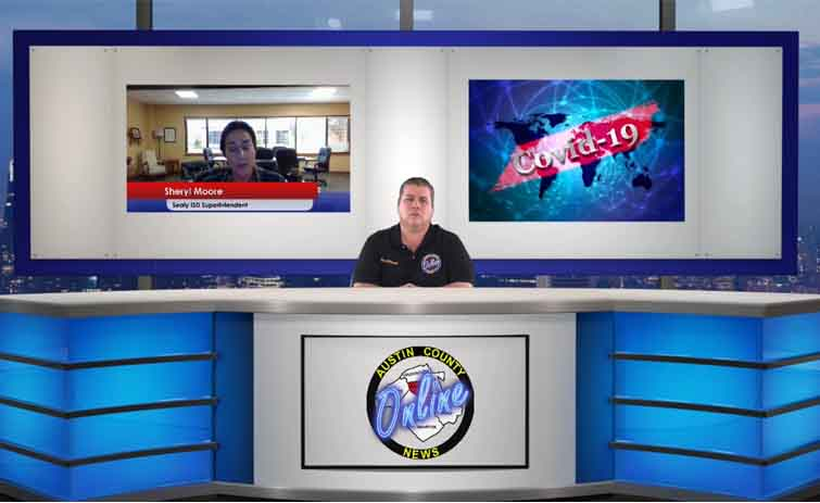 Sheryl Moore Sealy ISD Superintendent Interview [VIDEO]