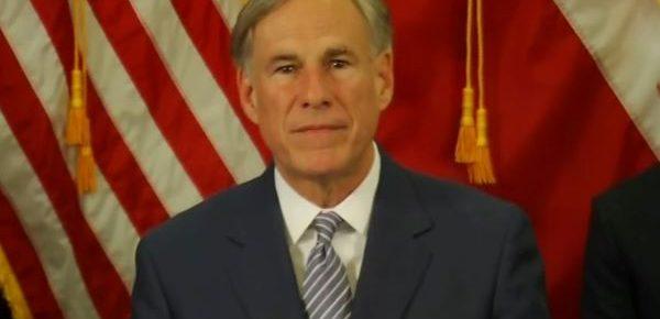 Gov Greg Abbott