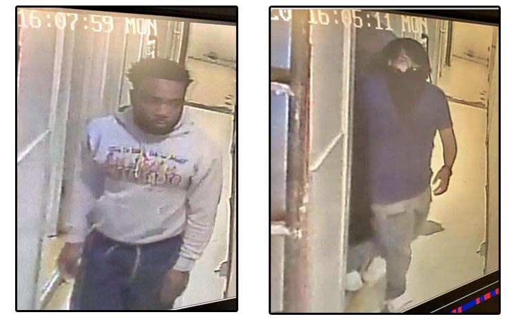Newman's Bakery Robbery Suspects Still At Large
