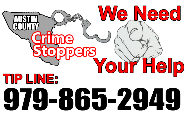 Austin County Crime Stoppers Looking for Suspect After New Ulm Burglary