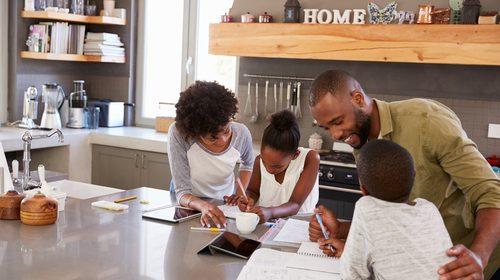 home school family