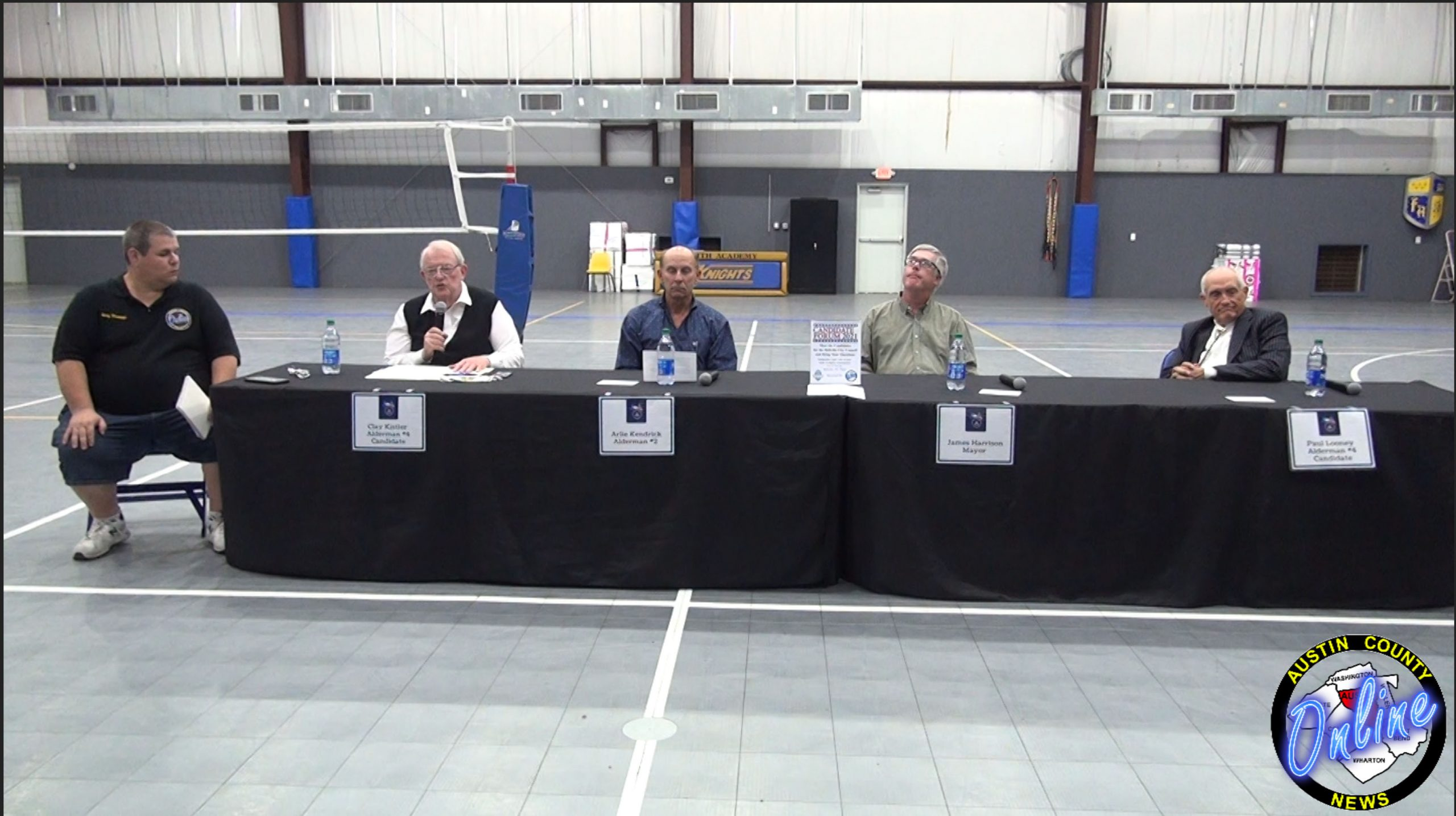 Bellville Chamber of Commerce Hosts City Council Candidate Forum