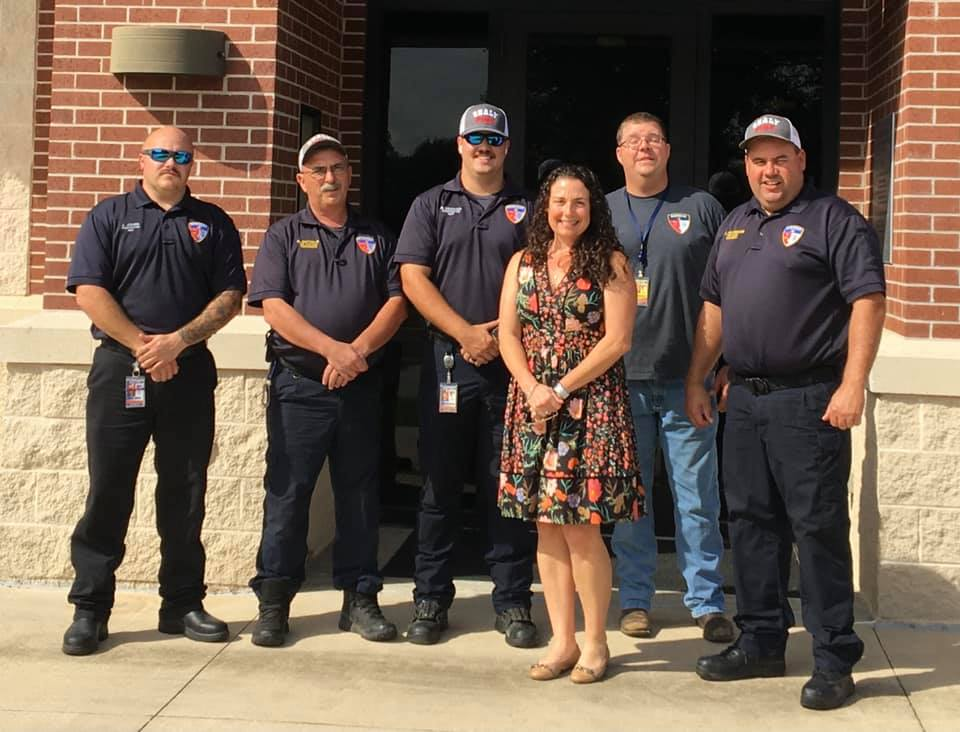 Austin County Emergency Services District No. 2 Receives ,000 Grant To Purchase Radios